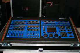 hog 1000 lighting console