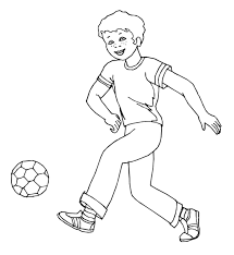 Small Picture Coloring Pages Boy 8382
