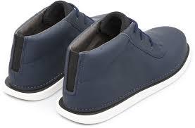 camper nixie blue ankle boots men k300150 001