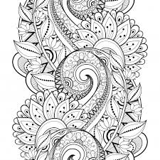 Small Picture Floral pattern coloring pages to print ColoringStar
