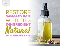 re damaged hair with this 3 ing natural hair growth oil
