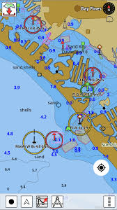 Gps Nautical Charts App For Android I Marine Apps Gps Nautical I Boating