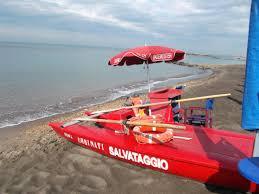Lettini per spiagge : Spiaggia urbinati