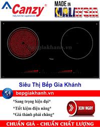 Bếp điện từ đôi Canzy CZ E89 nhập khẩu Malaysia bếp điện từ bếp điện từ đôi  âm bếp điện từ đôi bếp điện từ đôi đức bếp điện từ đôi nhật