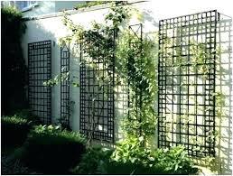 large metal trellis panels garden wall trellises art panel trad