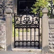 metal garden gates huddersfield