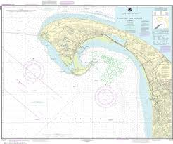 Noaa Nautical Chart 13249 Provincetown Harbor