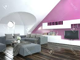 Pretty Ideas Wandgestaltung Lila Wohnzimmer Ideen Wohndesign