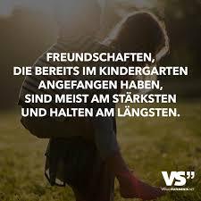 Freundschaften Die Bereits Im Kindergarten Angefangen Haben Sind
