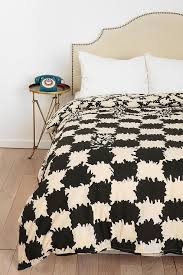 magical thinking geo tuft duvet cover i urban outfitters