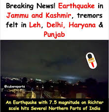 An earthquake of magnitude 4.1 was reported near katra in jammu and kashmir today, according to india's national center for seismology. Y Fhoyufohkyim