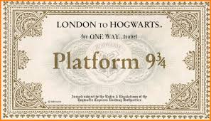 customizable hogwarts acceptance letter template hogwarts express ticket