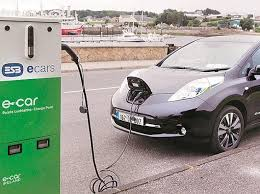 electric vehicles a to green goal