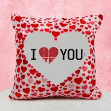 i love you cushion