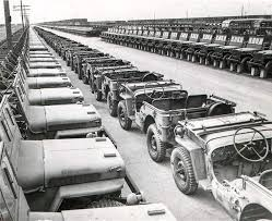 Image result for 1941 a jeep assembly line in Toledo,