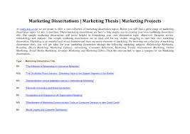 Calama C2 A9o Marketing Dissertations P1 Dissertation Ojects