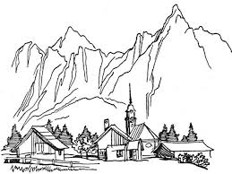 Small Picture For Kids Nature Coloring Page 92 About Remodel Images with Nature