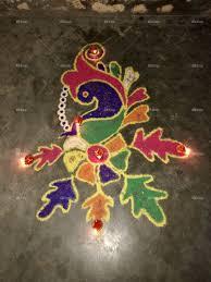 Rangoli Art Designs For Diwali Foap Com Art Of Diwali Rangoli Art Designs Stock Photo By