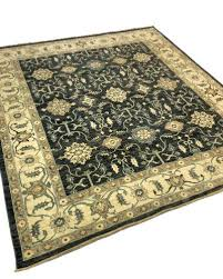 stunning kaoud oriental rugs rugs 8 5 x 9 8 charcoal traditional rug kaoud oriental rugs