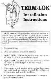 air conditioning and heat pump troubleshooting simplified compressor terminal kit instructions