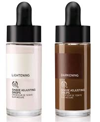 new at the body shade adjusting drops nouveau