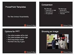 College Ppt Templates Powerpoint Templates College Communications Ursinus College