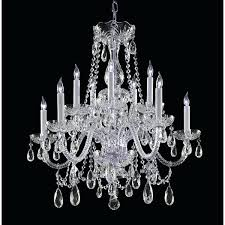 strass crystal chandeliers traditional crystal collection light polished chrome elements crystal strass crystal chandelier vintage