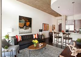 Small Studio Apartment Decorating Ideas Find An Organization System    Living Room