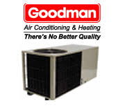 goodman package unit. goodman package air conditioners unit 12 seer gas heat option