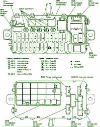 2006 honda civic si fuse box 2006 wiring diagrams online