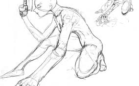 How to draw an anime dog. How To Draw A Basic Manga Character Body Proportions