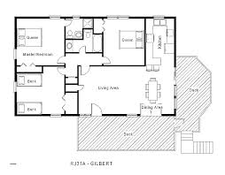 very simple house plans beach floor 2 bedroom plan open