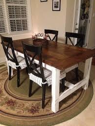 diy rustic farm table a frique studio 6c97b1d1776b