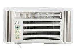 air conditioning window. a great little window air conditioner at good price, the spt wa-6022s gets top scores for cooling and is pretty intuitive to use. conditioning c