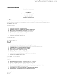Resume For Nurses Job Resume And Cover Letter Resume And Cover