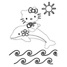 Top 10 Free Printable Dot To Dot Coloring Pages Online