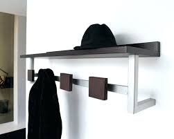 nautical coat rack best racks images on clothes beautiful wall mounted hooks menards boat cleat rust
