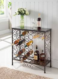 Kings Brand Furniture Metal With Marble Finish Top Console Table