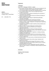 manager resume sample it manager resume sample velvet jobs