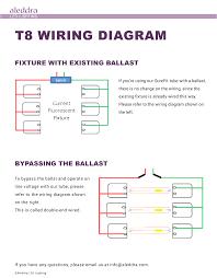 captivating t5 ballast wiring diagram photos symbol fair 4 lamp diagrams 952263 led t8 wiring
