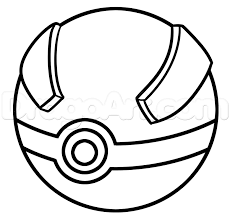 Coloured Balls Pokemon Coloring Pages Print Coloring