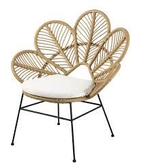 hot garden wicker rattan chair for