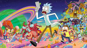 Rick and Morty 1920X1080 Wallpapers on ...