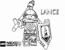 Nexo Knights Kleurplaat Fantastisch 13 Luxury Lego Nexo Knights