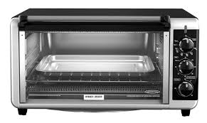 Best Under Cabinet Toaster Oven Black And Decker To3250xsb Review Need A Big Oven