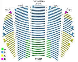 Eku Center For Arts Seating Chart 67 Credible Sheas Seating Map