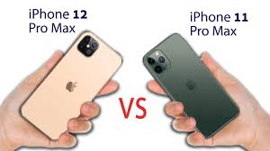 iPhone 11 Pro Max vs iPhone 12 Pro Max: Learn What Changes Between The  Phones - Techidence