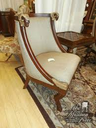 perfect maitland smith dining chairs new maitland smith rams head wood and leather