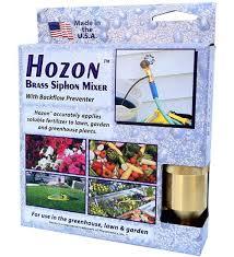 brass siphon mixer by hozon planet