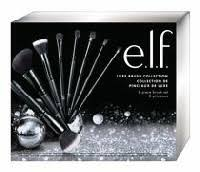 elf makeup brushes walmart. e.l.f. luxe 8 piece brush collection elf makeup brushes walmart d